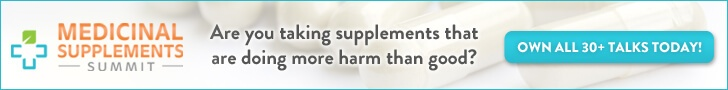 Medicinal Supplements Summit Order