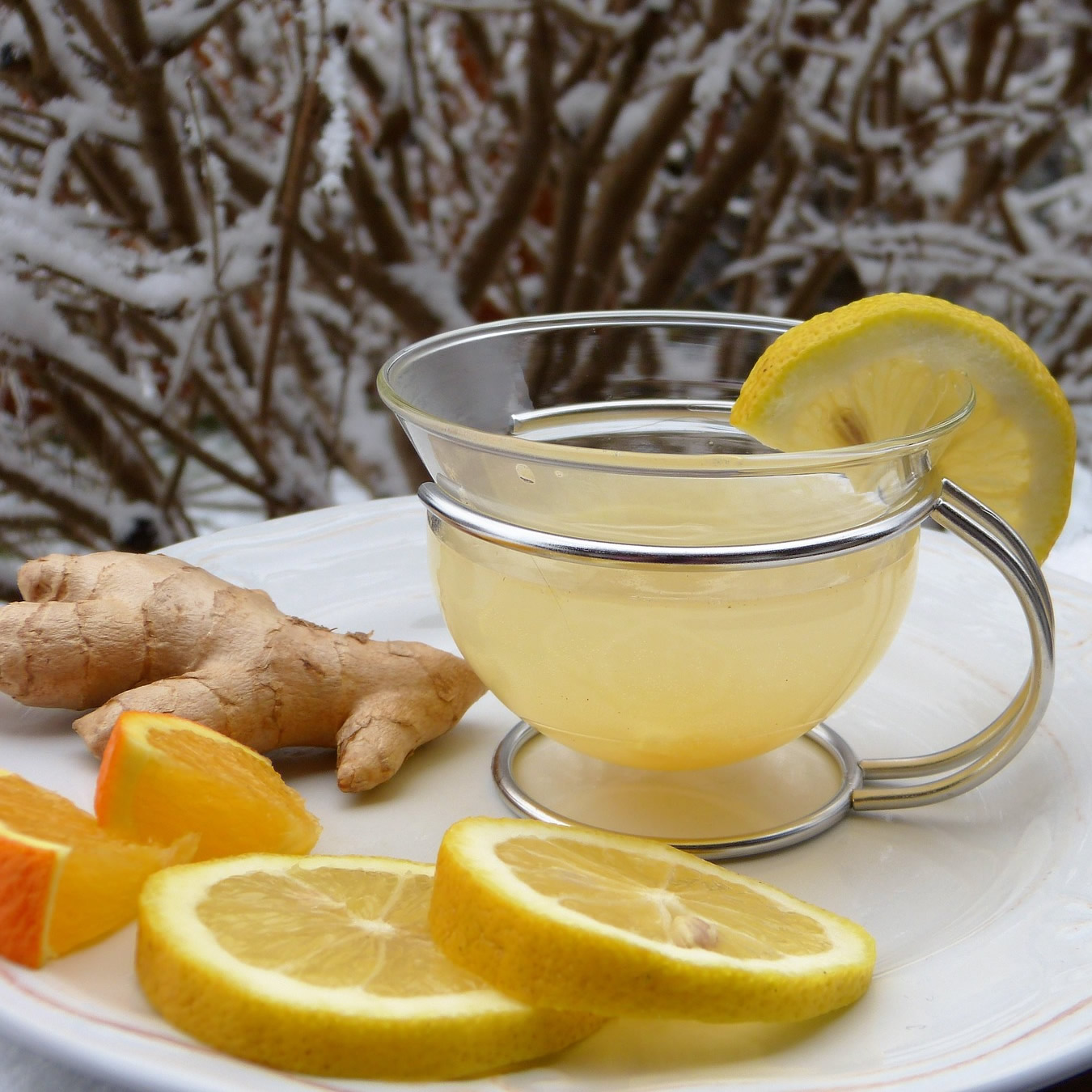 Ginger Citrus Tea