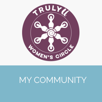 TrulyU Women's Circle logo